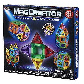 Magcreator Building Set (31-Piece)