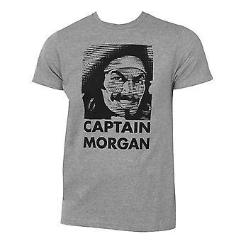 Captain Morgan Face Logo Tee Shirt