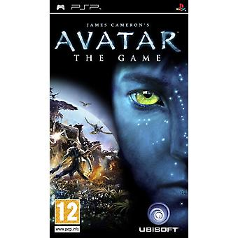 James Camerons Avatar The Game (PSP) - New