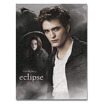 Twilight Saga Eclipse Puzzle (Edward & Bella In Moon)