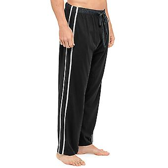 Mens Pack of 2 Jersey Lounge Pants