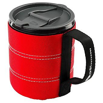 GSI Outdoor Red Infinity Backpacker Mug 503ml