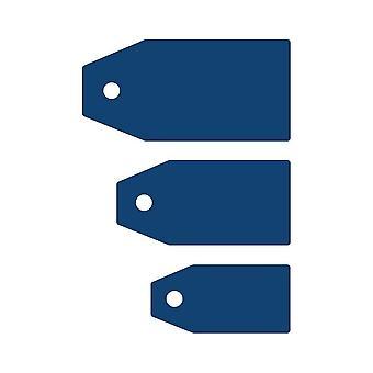العلامات المصغرة: الدانتيل الرثة المعادن يموت لحرفة بطاقة الورق