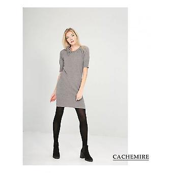 فونتانا 2.0 - ملابس - فساتين - GISELLA_20672_GRIGIO - سيدات - رمادي - XS