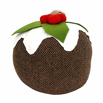 Gisela Graham Christmas Pudding Doorstop | Gifts From Handpicked