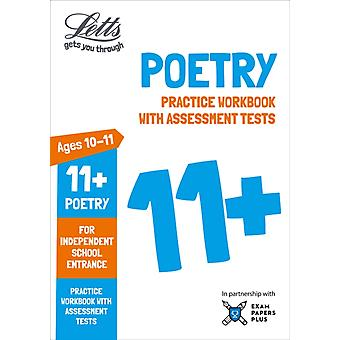 Letts 11 Poetry  Practice Workbook with Assessment Tests