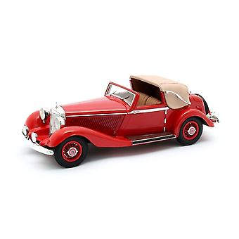 Mercedes Benz 500 K DHC Corsica (1935) Resin Model Car