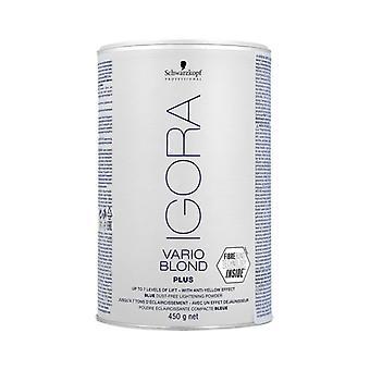 Schwarzkopf Igora Vario Plus Blond Hair Bleach Powder 450g