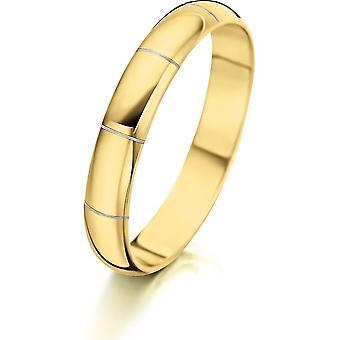 Jacob Jensen - Ring - Women - 41101-3.5-58GS - Arc - 58