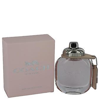 Coach eau de toilette spray by coach 541226 50 ml