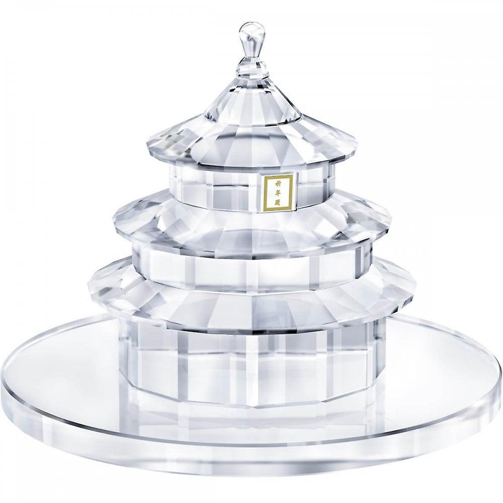 Swarovski Temple Of Heaven Crystal Figurine 5428032
