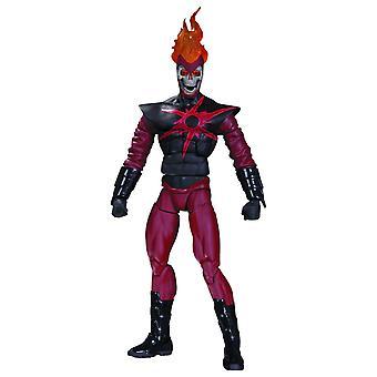 DC Comics Deathstorm Forever Onde Action Figur