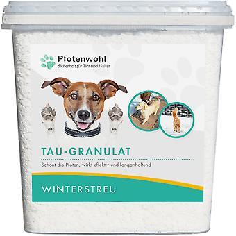 HOTREGA® Pfotenwohl Tau-Granulat, 5 Liter Eimer