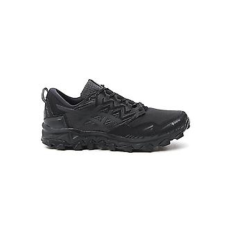 Asics 1011a670001 Men's Black Polyester Sneakers