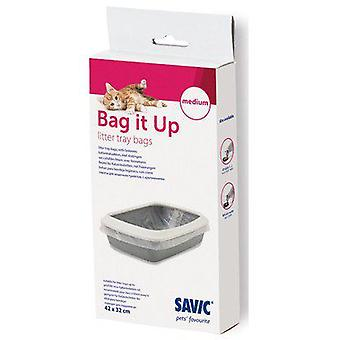 Savic Hygien Bags (Cats , Grooming & Wellbeing , Litter Box Accessories)