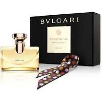 Bvlgari Splendida Rose Rose Gift Set 100ml EDP + Sjaal (Deze cadeauset bevat: 1 x 100ml EDP 1 x Sjaal)