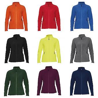 Gildan Womens/Ladies Hammer Microfleece Jacket