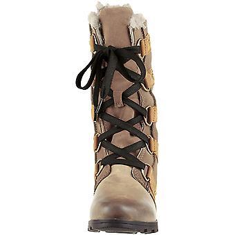 Sorel Womens Emrlie Leather Closed Toe Mid-Calf Fashion Boots