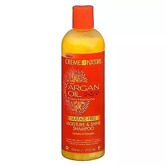 Creme of nature moisture & shine shampoo, 12 oz