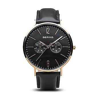 Bering Analog quartz men with stainless steel strap 14240-166