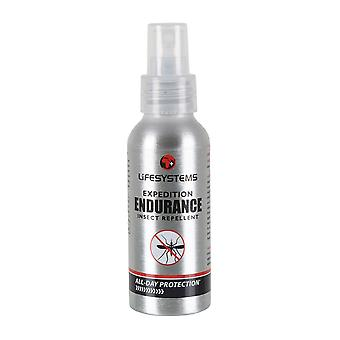 Lifesystems Expedition Endurance 12 Ore InsectĂ Respingătoare (100ml Spray) - 100ml