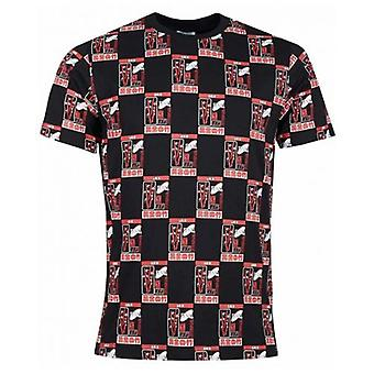 Kenzo All Over Rice Bag Crew Neck T-Shirt