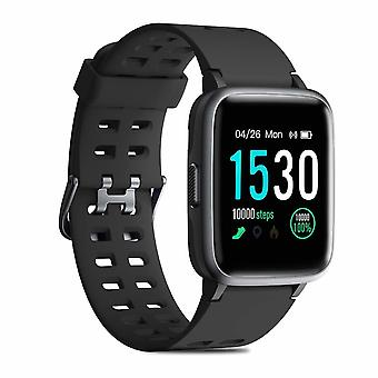 Smartwatch with 1.3 inch color display - waterproof sports watch