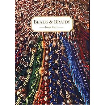 Beads and Braids by Jacqui Carey - Paul Carey - 9780952322528 Book