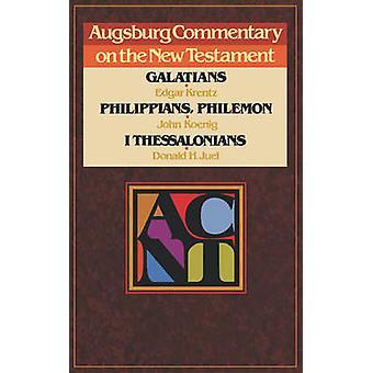 Acnt Galatians Phillippians by Krentz & E.