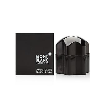 Emblema de Montblanc para homens 1.3 oz eau de toilette spray
