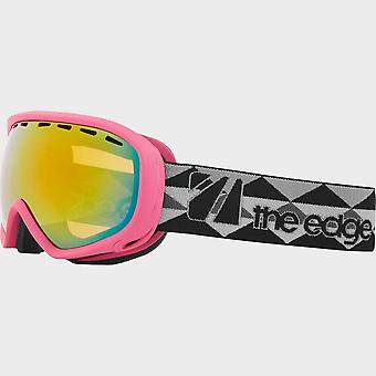 New The Edge Axel Kids' Ski Goggles Black