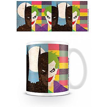 Batman Batman/joker Mug