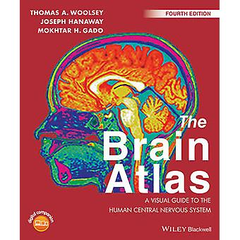 The Brain Atlas - A Visual Guide to the Human Central Nervous System b