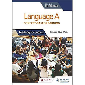 Språk A for IB Diploma - Konseptbasert læring - Undervisning for S
