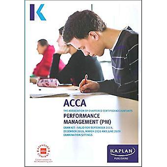 PERFORMANCE MANAGEMENT - EXAM KIT by KAPLAN PUBLISHING - 978178740418