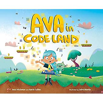 Ava in Code Land by Jess Hitchman - 9781250316615 Book