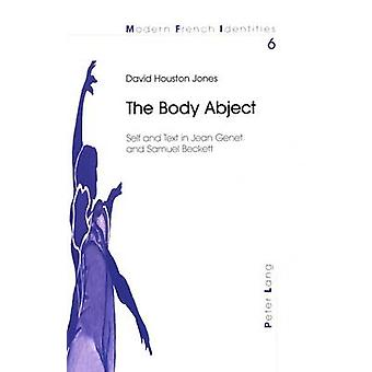 The Body Abject by David Houston Jones - 9783906765075 Book