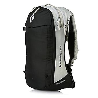 Black Diamond Dawn Patrol 15 - Unisex Backpack? Adult - Black-White - Medium/Large