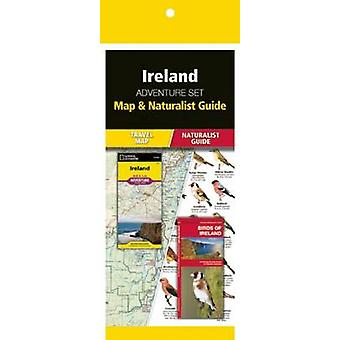 Ireland Adventure Set - Map & Naturalist Guide by Waterford Press