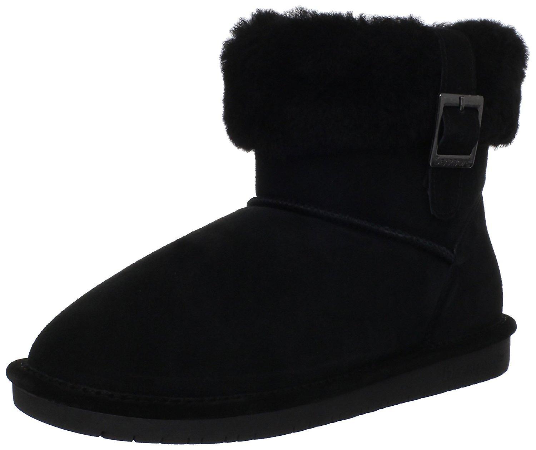 Abby zamszu BearPaw odzież okrągły Toe buty w niskich temperaturach OYLSn