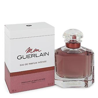 Mon Guerlain Intense Eau De Parfum Intense Spray By Guerlain 3.3 oz Eau De Parfum Intense Spray