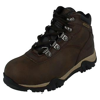 Boys Hi Tec Waterproof Casual Ankle Boots Altitude V WP JR