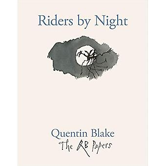 Riders by Night by Quentin Blake - 9781913119126 Book