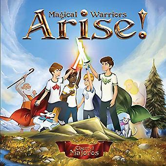 Magical Warrior's Arise! by Cherryl Majoros - 9781788305556 Book