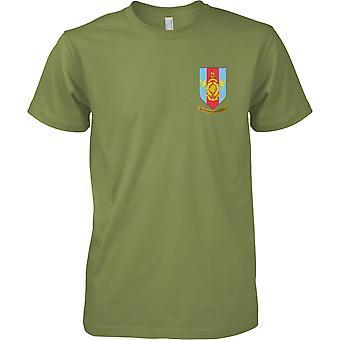 RMR Merseyside - Royal Marines T-Shirt kleur