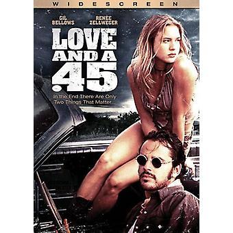 Importación de amor y una 45 USA [DVD]