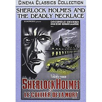 Sherlock Holmes: Dodelijke [DVD] USA import