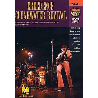 Creedence Clearwater Revival - import USA de Creedence Clearwater Revival [DVD]