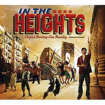 Broadway Cast - In the Heights [Original Broadway Cast Recording] [CD] USA import
