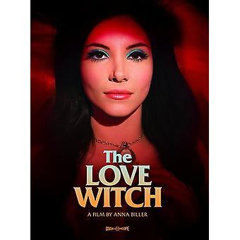 Love Witch [Blu-ray] USA import
